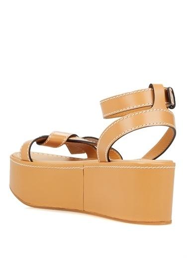 Loewe Spor Sandalet Bej